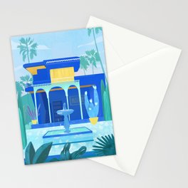 Morocco, Marrakech Stationery Cards