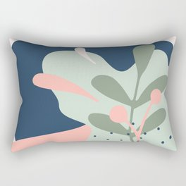 Nature Geometry 02 Rectangular Pillow