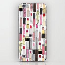 Lipstick Forever iPhone Skin