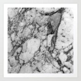 Marbled 2 Art Print