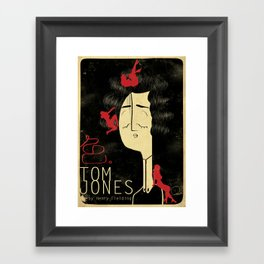 Tom Jones Framed Art Print
