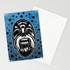 Chewbacca Stationery Cards