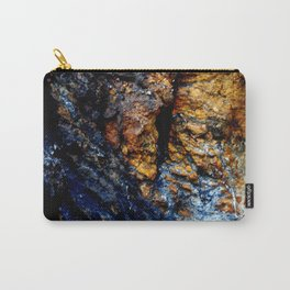 Blue Tears Carry-All Pouch