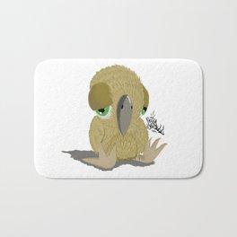 Fly Birdie Fly. /// Bath Mat