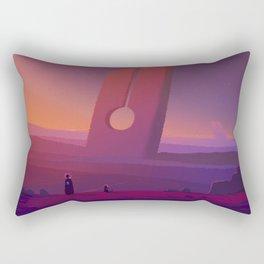 PHAZED PixelArt 7 Rectangular Pillow
