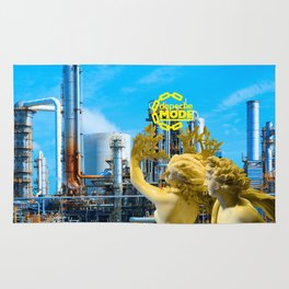 Concept Album Cover Tribute For DM. Rug