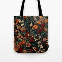 EXOTIC GARDEN - NIGHT XXI Tote Bag