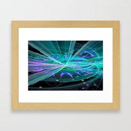 Next Level Glimpse Framed Art Print