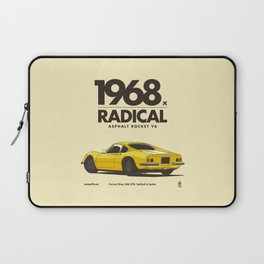 1968 Laptop Sleeve