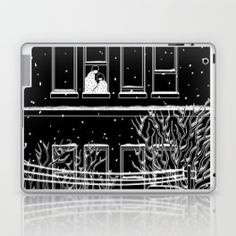 Winter with you Laptop & iPad Skin