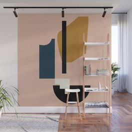 Shape study #2 - Lola Collection Wall Mural