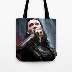Silence Tote Bag