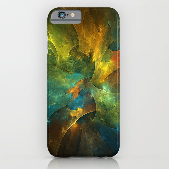 Somewhere in the Universe iPhone & iPod Case