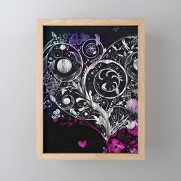 Not Fade Away Framed Mini Art Print