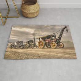 Traction Power Rug
