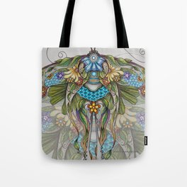 Botanical Butterfly No. 1 Tote Bag