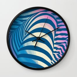 Shapes Of Things Wall Clock