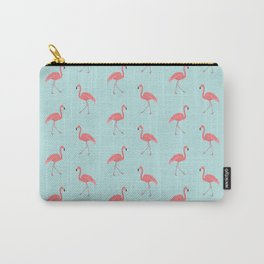 Flamingo - RK Carry-All Pouch