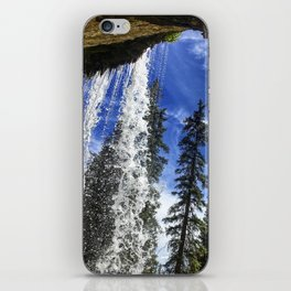 Hanging Lake iPhone Skin