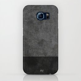Dark luxury concrete  iPhone Case