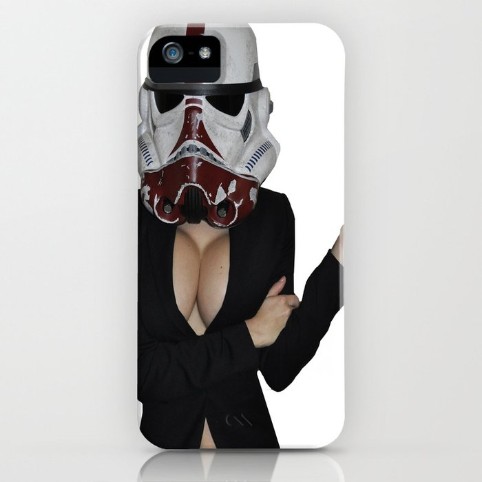 Office Trooper iPhone Case