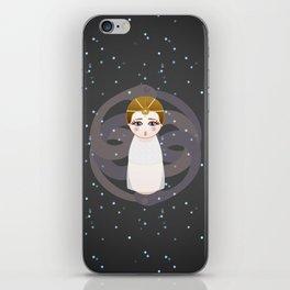 Kokeshi The Childlike Empress iPhone Skin