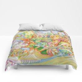 color drop Comforters