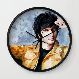 Ben Whishaw 02 Wall Clock