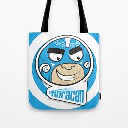 EL HURACAN... Tote Bag