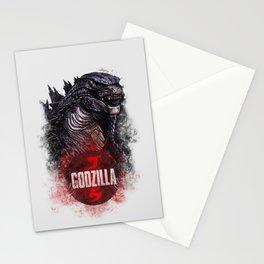 Godzilla II Stationery Cards