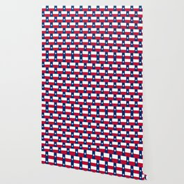 Texas Flag Pattern Wallpaper