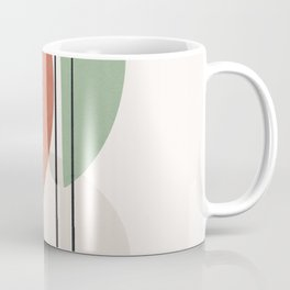 Minimal Shapes No.59 Coffee Mug
