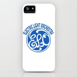 ELO - ELECTRIC LIGHT ORCHESTRA iPhone Case