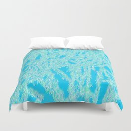 Mindless Doodle One Duvet Cover