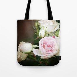 pink rose 2 Tote Bag