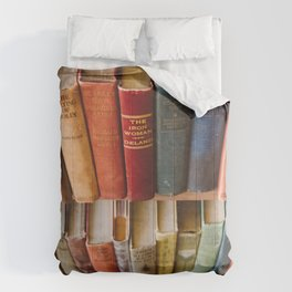 The Colorful Library Comforters