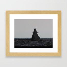 Coust Guard Framed Art Print
