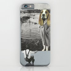 Tête de chien iPhone 6s Slim Case