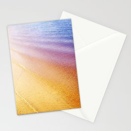 Rainbow Beach Stationery Cards