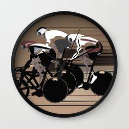 Velodrome Wall Clock