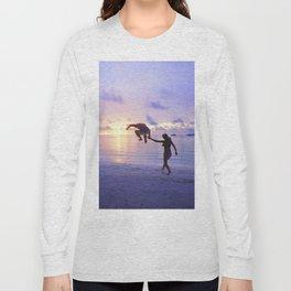human balloon  Long Sleeve T-shirt