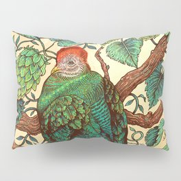 Tipsy Turaco Pillow Sham