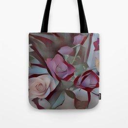 Still Roses Tote Bag