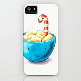 Cocoa time iPhone Case