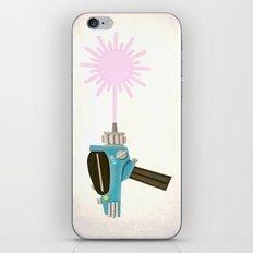 Set phasers to stun! iPhone & iPod Skin
