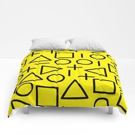 Memphis pattern 71 Comforters