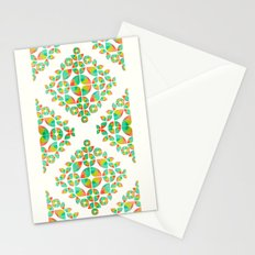 Fantasy Garden Pattern Stationery Cards