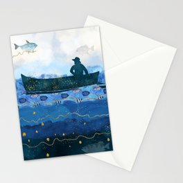 The Fisherman's Dream #2 Stationery Cards