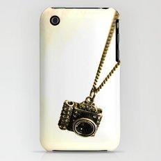 Camera iPhone (3g, 3gs) Slim Case
