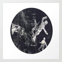 World war Zero Art Print